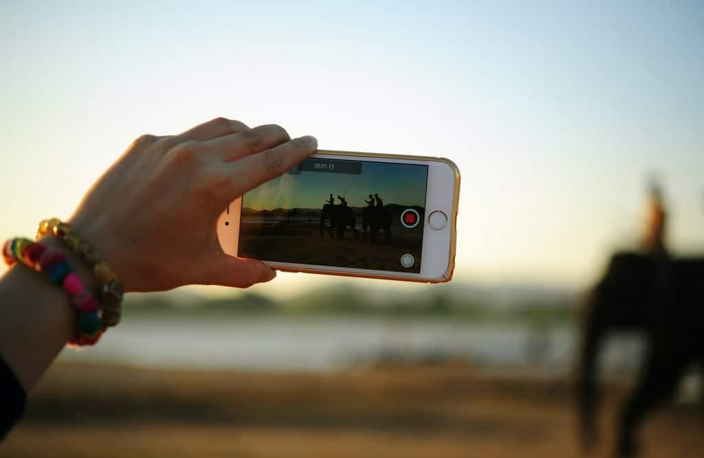 photo de téléphone